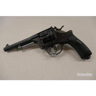 Revolver d?ordonnance Suisse modèle 1882