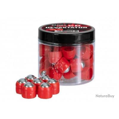 Boîte de 20 balles métalliques pour Hds 68 Calibre .68 Devastator