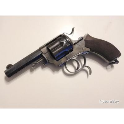 Revolver allemand 8 mm