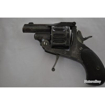 "Revolver ""L'Explorateur"" 12 coups"