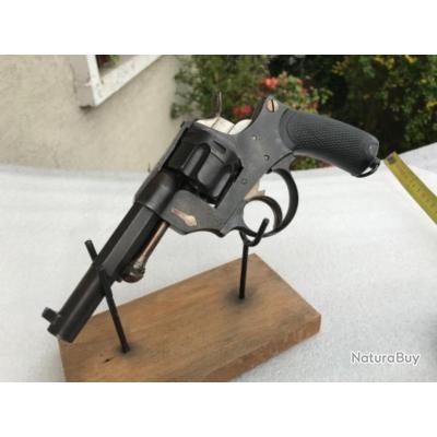 Revolver 1874 chamelot delvigne cal 11,73 fabrication elg