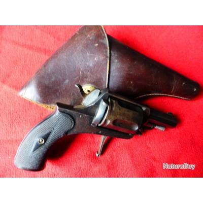 revolver saint etienne 8mm le municipal