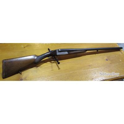 Fusil Juxtaposé MAS, cal 12/70, Extracteurs , canon 68cm, chokes fixes, occasion