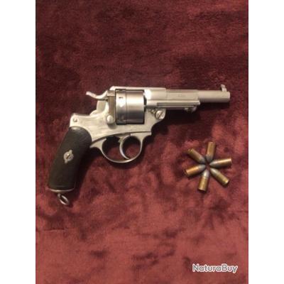 Revolver français d'ordonnance 1873.