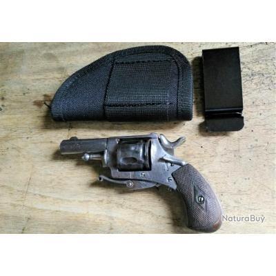 Petit HOLSTER pour revolver de poche Bulldog - Velodog