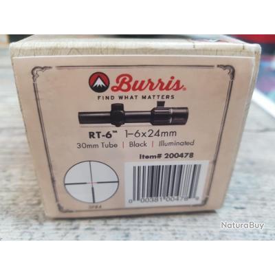 Lunette Burris 1-6x24