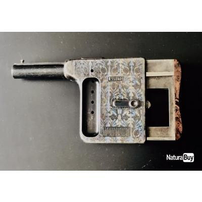 "pistolet ""mitrailleuse"" type le gaulois"