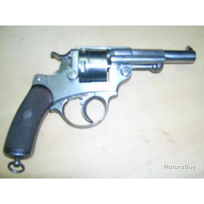 révolver réglementaire 1873 Manufacture d'armes St étienne + holster