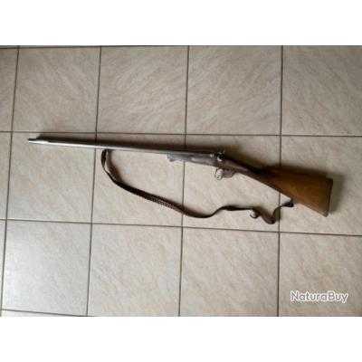 Magnifique fusil juxtaposé catégorie D !!! VENTE LIBRE !!!