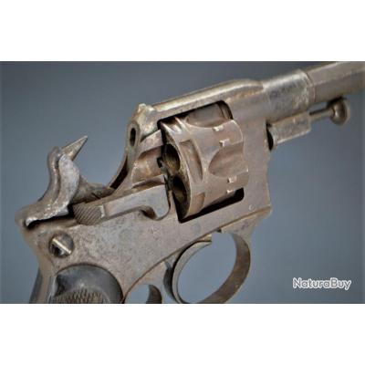 REVOLVER ESSAI PROTOTYPE MODELE 1885 Calibre 11mm 1873 - FRANCE XIXè Bon  France XIX eme Civil Categ