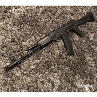 Kalashnikov full métal air comprimé sans réserve