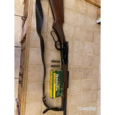 Carabine winchester cal 444