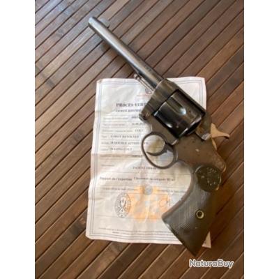 REVOLVER COLT 1895 TARDIF VP 38 LC