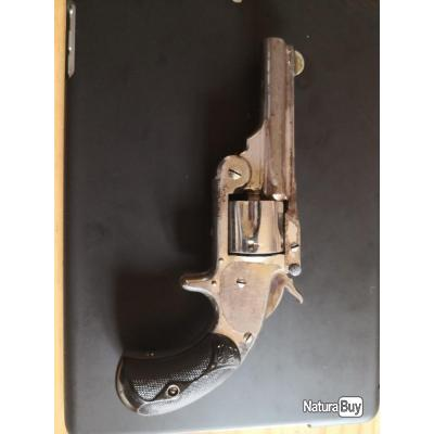Revolver Smith et wesson single action 32 sw short tbe