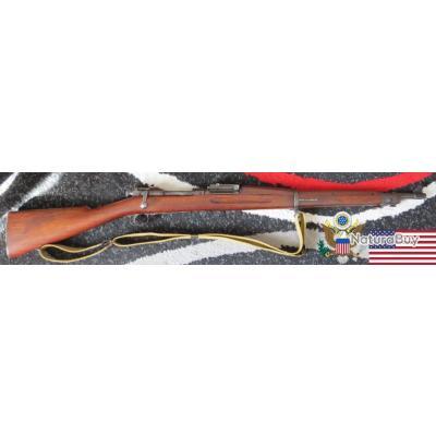 Springfield M1903 A1 calibre 30-06 CC Court Cartry + bretelle + baïonnette & fourreau + outils & vis