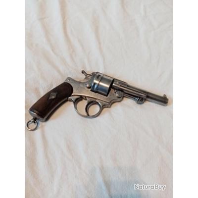 Très beau revolver 1873
