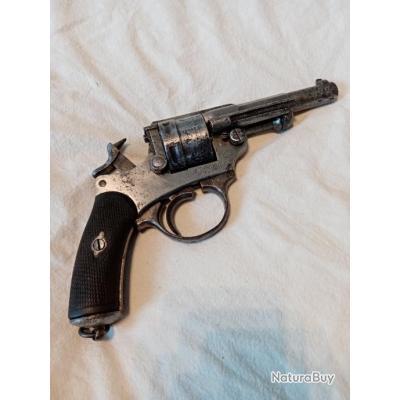 Revolver 1873 de la manufacture de St Étienne