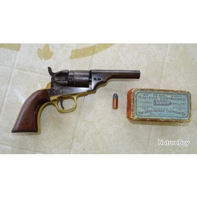 Colt conversion calibre 38 Rimfire