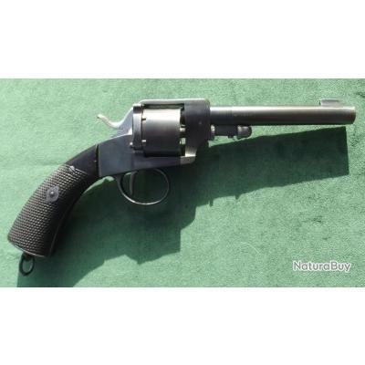 Revolver Lefaucheux-Francotte modèle 1871