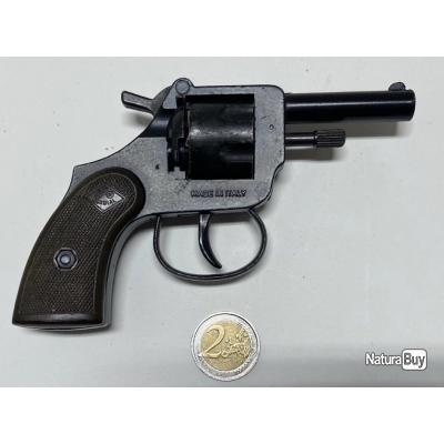 Pistolet d'alarme modèle 1960 cal 22 «mondial» Made in Italy