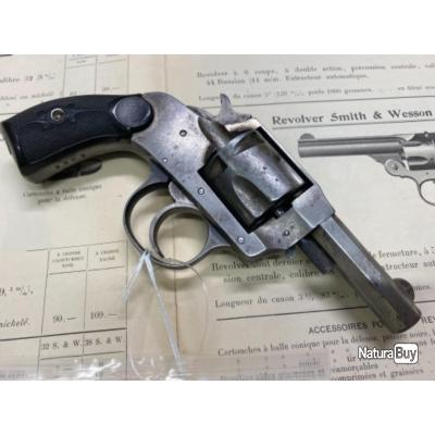 Revolver l'optons and allen 38 sw