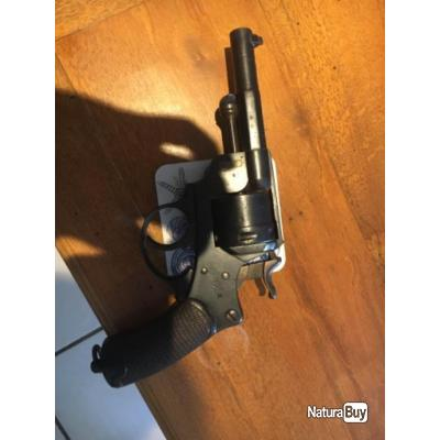 Revolver modèle 1873 manufacture St Etienne