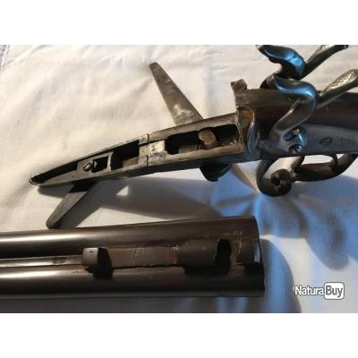 fusil de chasse à broches cal 16