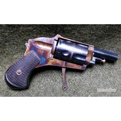 Revolver 6mm vélodog hammerless *** jaspé ***