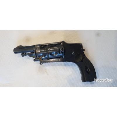 revolver velodog St Étienne 6mm