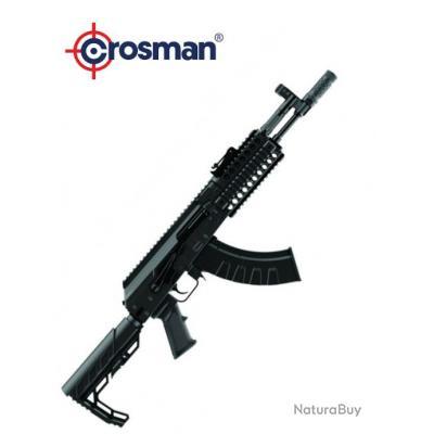Carabine AK1 Crosman Full Auto Cal.4.5 BBS - Garantie 2 ans - 3/4 Fois Sans Frais