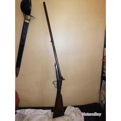 Fusil à broches Verney Carron