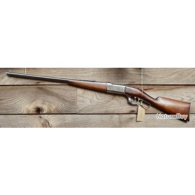 Ancienne Carabine Savage 1899 cal. .303 Sav - Canon 60cm pas Marlin Winchester Remington Colt