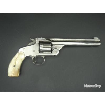 Beau Smith et Wesson New model N°3 en 44 russian
