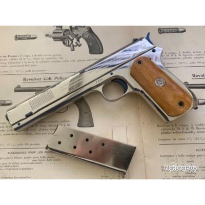 Colt 1900  de luxe. REPRISE  ARMES POSSIBLE !
