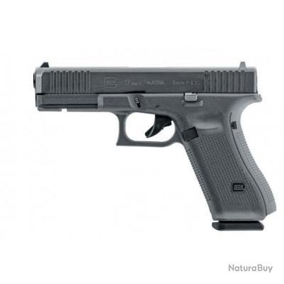 Glock 17 Gen 5 à Blanc 9mm PAK + Malette  - 3/4 Fois sans frais