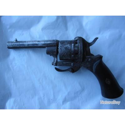 revolver a broche type lefaucheux 7 m/m