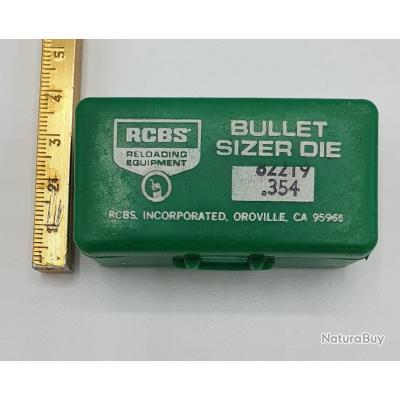 Calibreur RCBS balle en 354 .