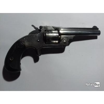 REVOLVER SMITH & WESSON BABY RUSSIAN