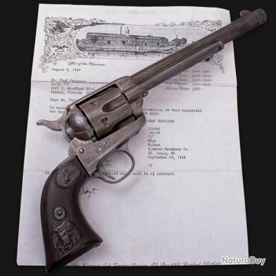 COLT 1873 FRONTIER - 44/40 CAL