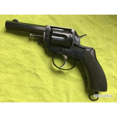 REVOLVER TYPE LE MUNICIPAL 8mm92