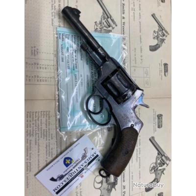Revolver nagant 1898 Liege