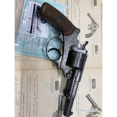 Revolver 1873 français