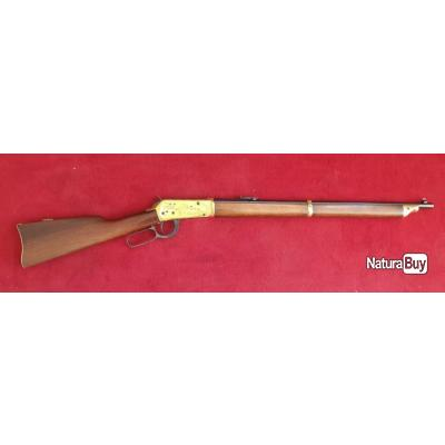 WINCHESTER COMMEMORATIVE 1984 POLICE MONTEE 30-30W JAMAIS TIREE!!!!
