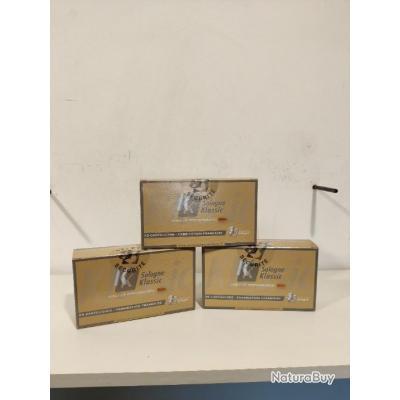 Lot 60 munitions 35 WHELEN SOLOGNE hornady sp 200 grains
