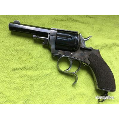 IMPOSANT REVOLVER 8mm92 AVEC PONTET REPOSE DOIGT