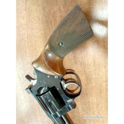 Revolver KORTH modèle Target, calibre 357. mag de 1974