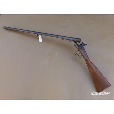 Lefaucheux Juxtaposé calibre 16 à broche ( 23   10  )
