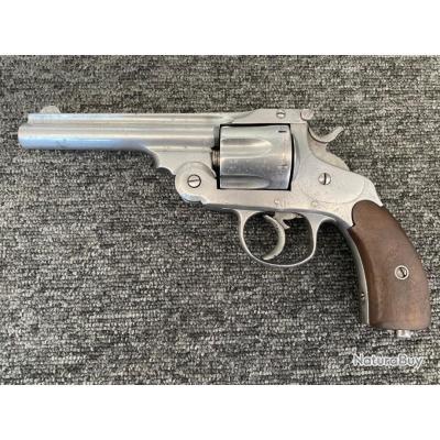 Revolver copie Espagnole Smith et Wesson cal 44/40 - 1€ sans prix de réserve !!