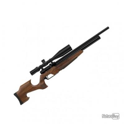 Carabine PCP Aselkon Mx5 Régulateur Jet Black 19J - Cal. 5.5