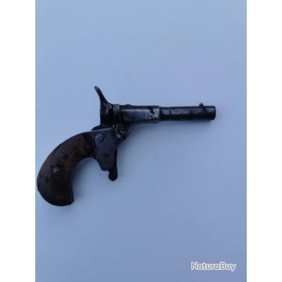 petit pistolet cycliste
